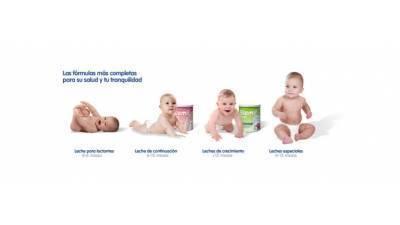 ¿Que leche infantil le doy a mi bebe?