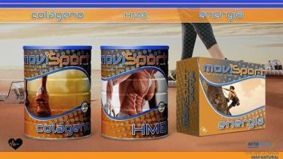 Movisport complemento alimenticio para deportistas