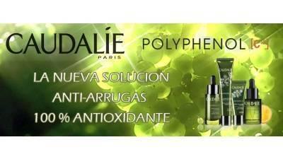 Polyphenol c15 anti-arrugas. El antioxidante definitivo de CAUDALÍE