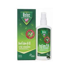 Relec Spray Antimosquitos Infantil (+12 meses) 100 ml