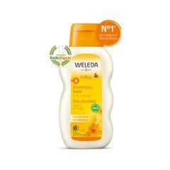 Weleda aceite de caléndula para bebe 200 ml