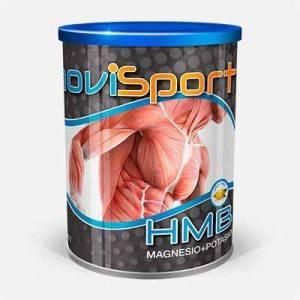 Movisport HMB complemento alimenticio magnesio + potasio